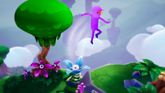 Trover Saves The Universe Important Cosmic Jobs PC Crack