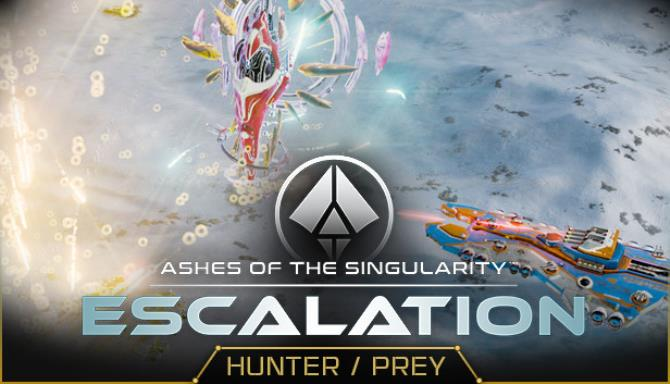 Ashes of the Singularity Escalation Hunter Prey Expansion Free Download