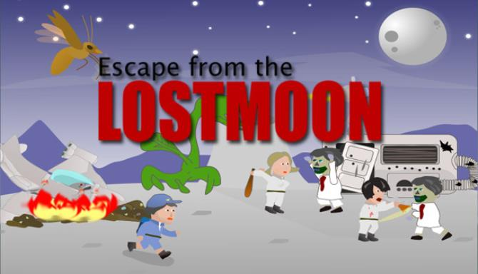 Escape from the Lostmoon