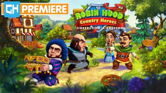Robin Hood Country Heroes Collectors Edition Free Download