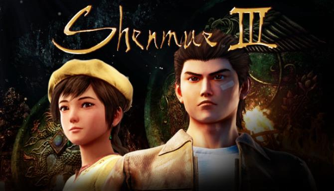 Shenmue III Update v1 03 00-CODEX
