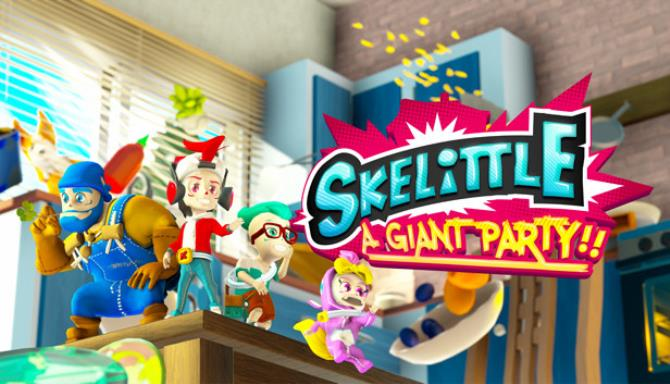 Skelittle A Giant Party Free Download