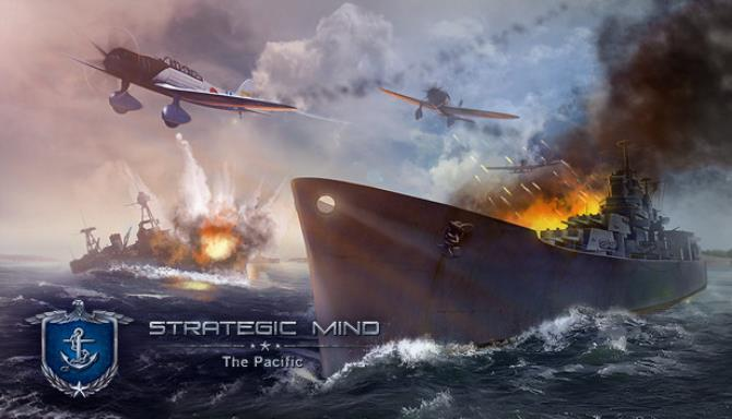 Strategic Mind The Pacific Update v2 01 Free Download