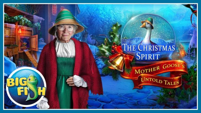 The Christmas Spirit Mother Gooses Untold Tales Collectors Edition Free Download