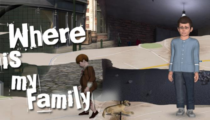 Where is my family