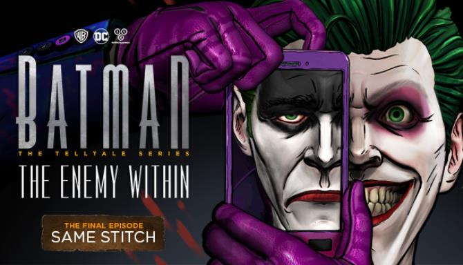 Batman The Enemy Within The Telltale Series Shadows Edition Free Download