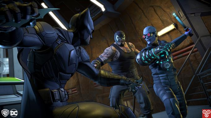 Batman The Enemy Within The Telltale Series Shadows Edition PC Crack