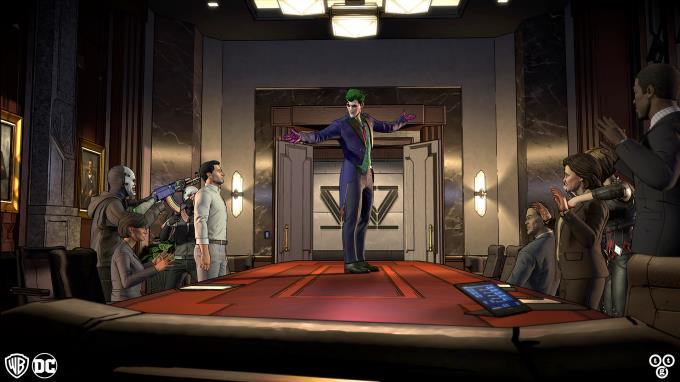 Batman The Enemy Within The Telltale Series Shadows Edition Torrent Download
