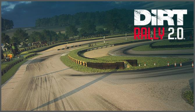 DiRT Rally 20 Lydden Hill UK Rallycross Track Free Download