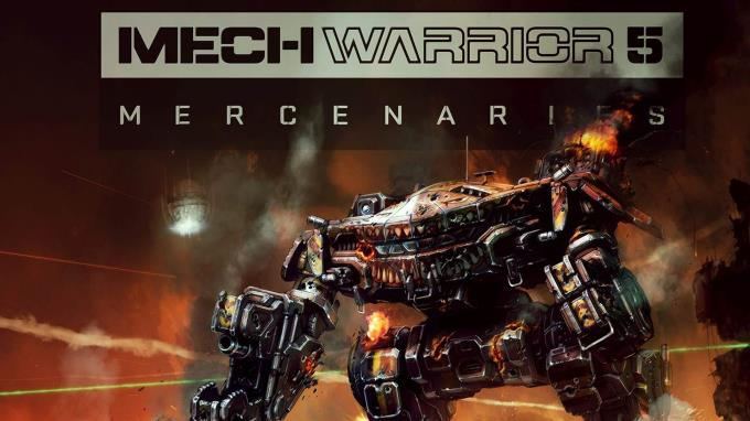 MechWarrior 5 Mercenaries Update v1 0 185-CODEX