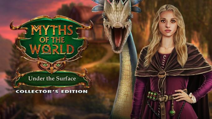 Myths of the World Under the Surface Collectors Edition-RAZOR