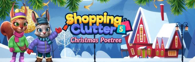 Shopping Clutter 5 Christmas Poetree-RAZOR