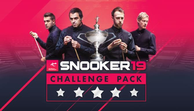 Snooker 19 Challenge Pack Free Download