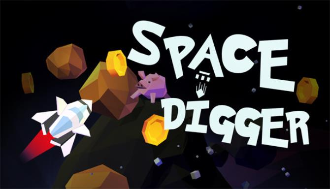 Space Digger-DARKZER0