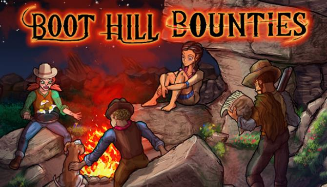 Boot Hill Bounties-PLAZA