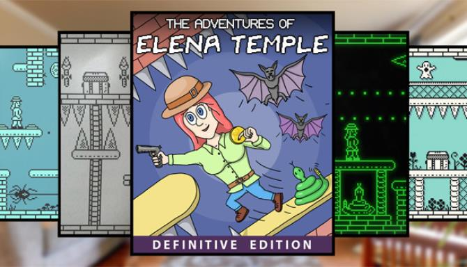 the adventures of elena temple definitive edition