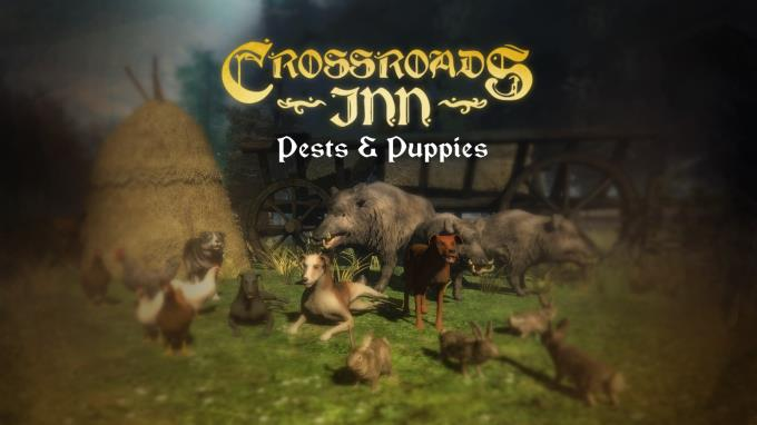 Crossroads Inn Pests and Puppies PC Crack