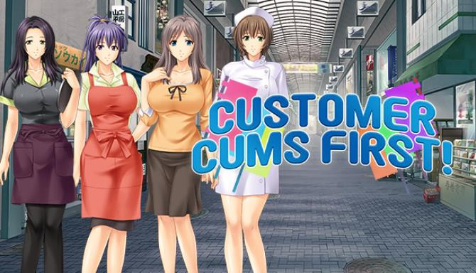 Customer Cums First Free Download