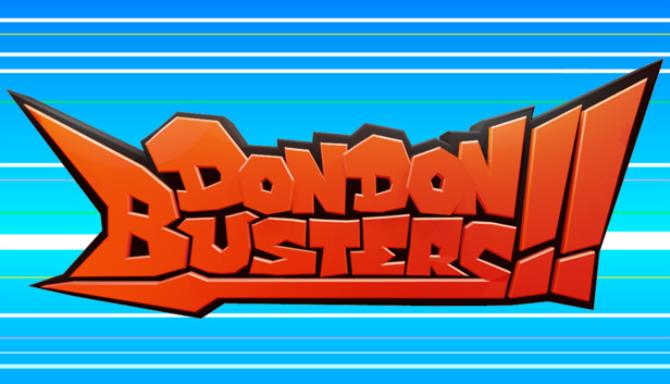 DonDon Busters-DARKZER0
