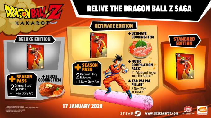 Dragon Ball Z Kakarot Torrent Download