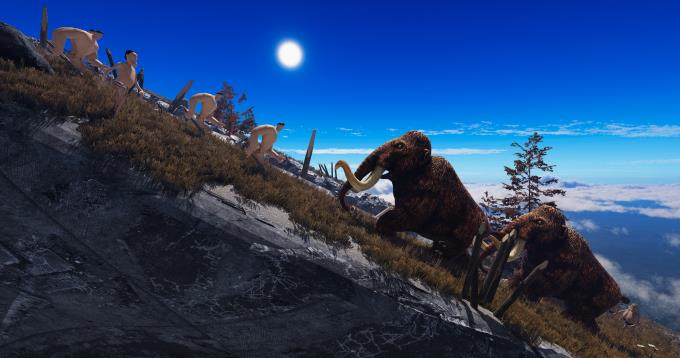 Evolution Battle Simulator Prehistoric Times Torrent Download