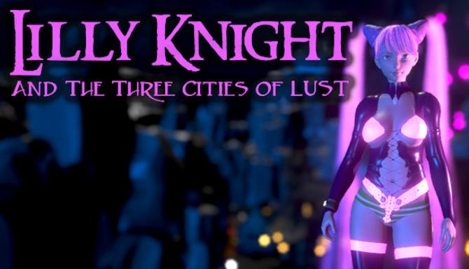 Lilly Knight and the Three Cities of Lust-DARKSiDERS