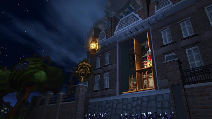 Rooms The Toymakers Mansion PC Crack