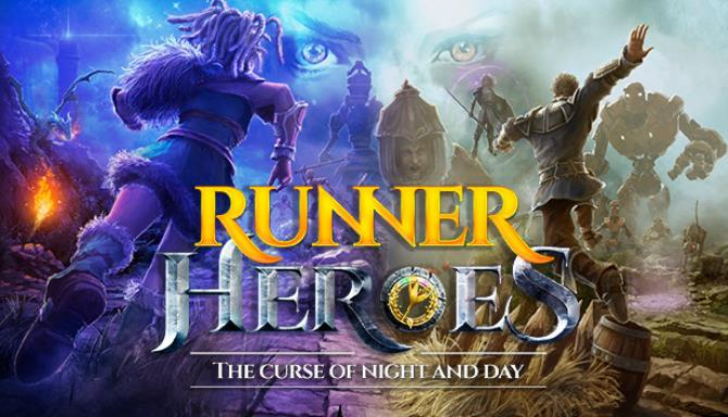 Runner Heroes The curse of night and day-HOODLUM