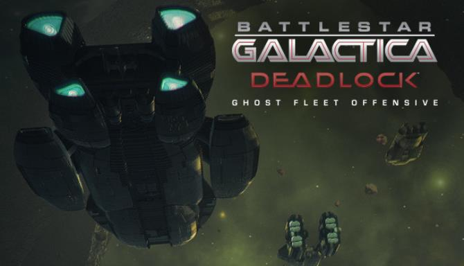 Battlestar Galactica Deadlock Ghost Fleet Offensive-HOODLUM