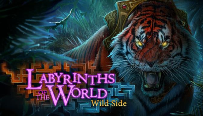 Labyrinths of the World The Wild Side Collectors Edition-TiNYiSO