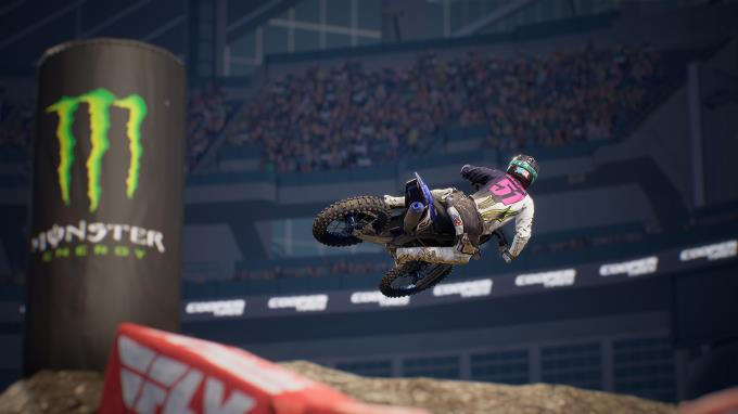 Monster Energy Supercross The Official Videogame 3 PC Crack