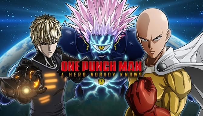ONE PUNCH MAN A HERO NOBODY KNOWS Update v1 001-CODEX