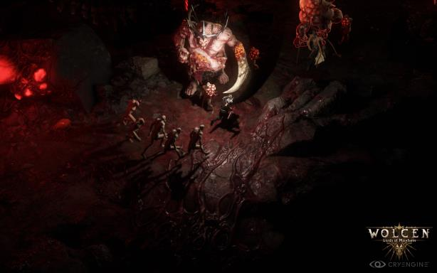Wolcen Lords of Mayhem Torrent Download