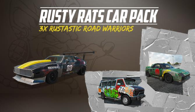 Wreckfest Rusty Rats Update v1 256814-CODEX