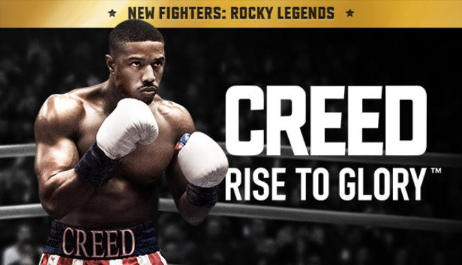 Creed Rise to Glory VR-VREX