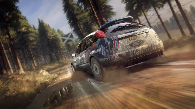 DiRT Rally 2 0 Colin McRae FLAT OUT PC Crack