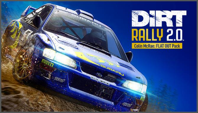 DiRT Rally 2 0 Colin McRae FLAT OUT Free Download
