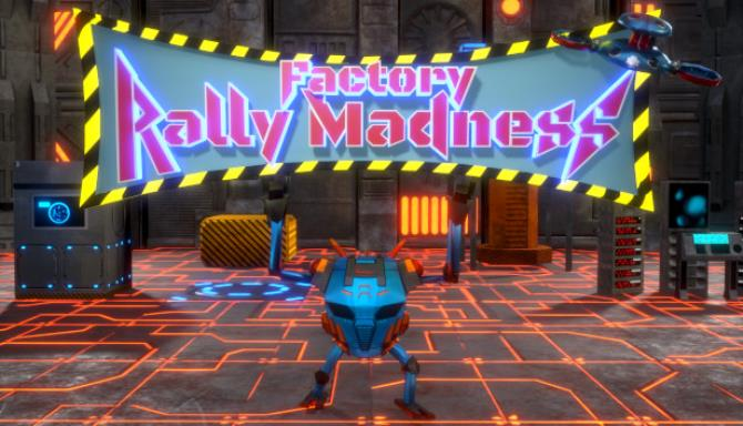 factory rally madness darksiders