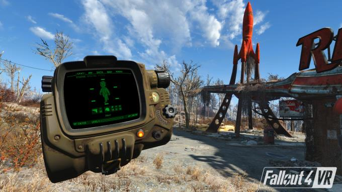 Fallout 4 VR Torrent Download