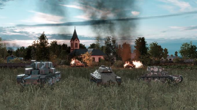 Steel Division 2 The Fate of Finland Torrent Download