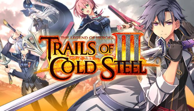 The Legend of Heroes Trails of Cold Steel III Update v1 04 incl DLC-CODEX