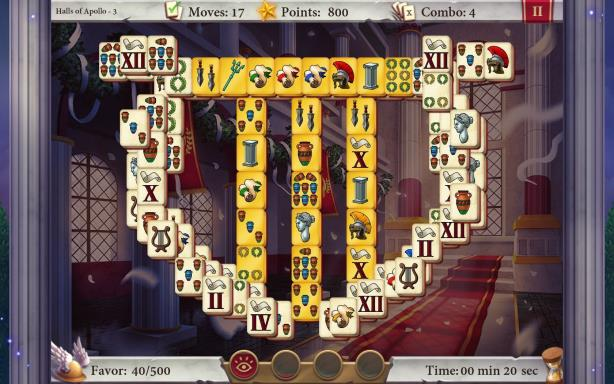 Heaven of Rome Mahjong PC Crack