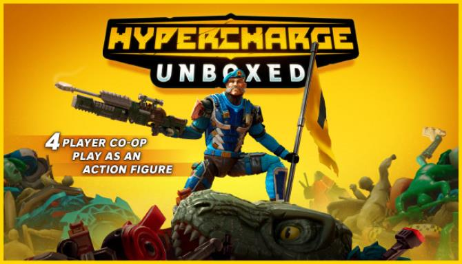 HYPERCHARGE Unboxed-CODEX
