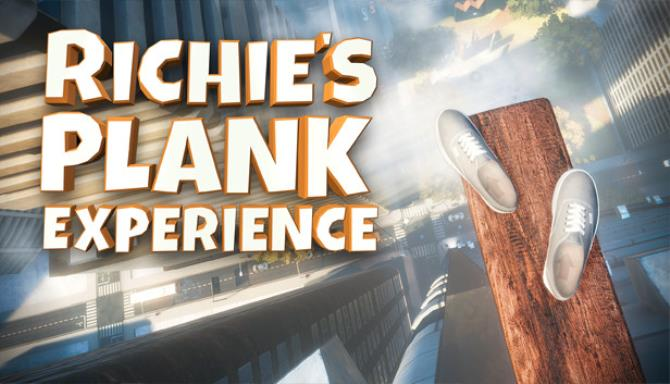Richies Plank Experience VR-VREX