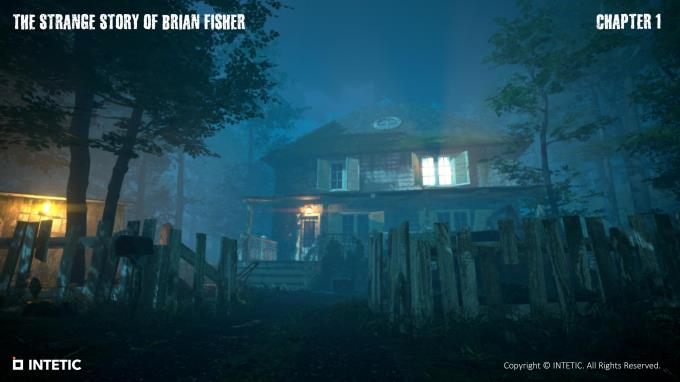 The Strange Story of Brian Fisher Chapter 1 Torrent Download