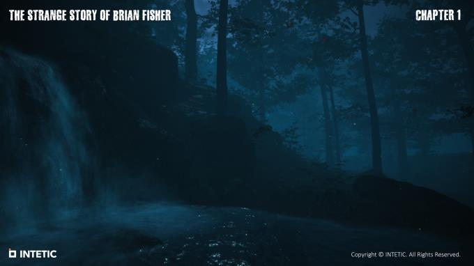 The Strange Story of Brian Fisher Chapter 1 PC Crack