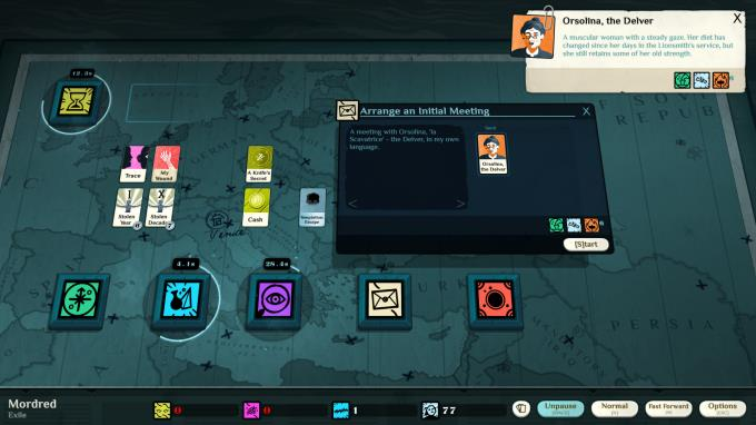 Cultist Simulator The Exile PC Crack