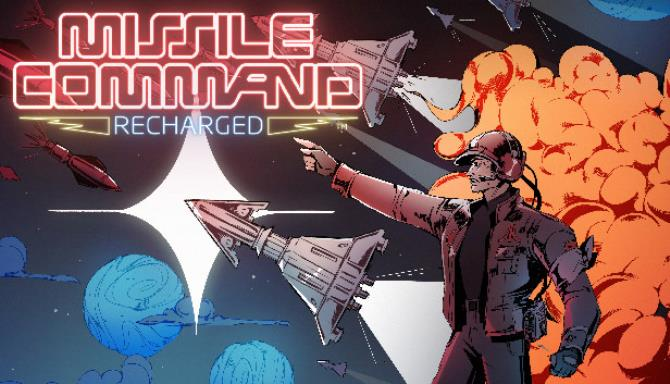 Missile Command Recharged-SiMPLEX