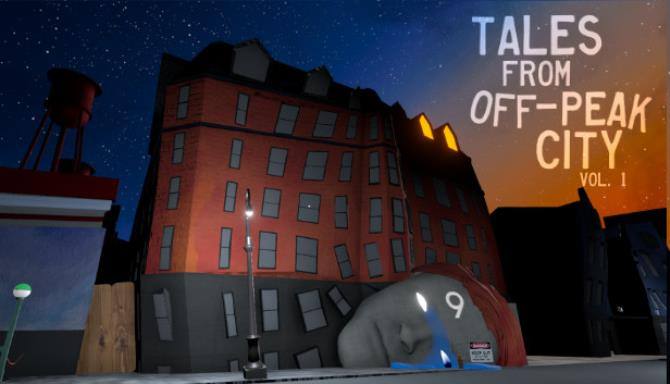 Tales From OffPeak City Vol 1-PLAZA