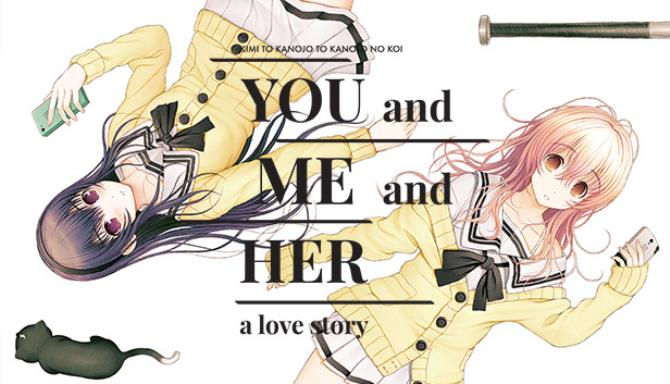 YOU and ME and HER A Love Story-DARKSiDERS